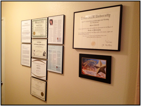 Awards, Certifications and Articles